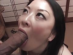 free japanese tongue fetish